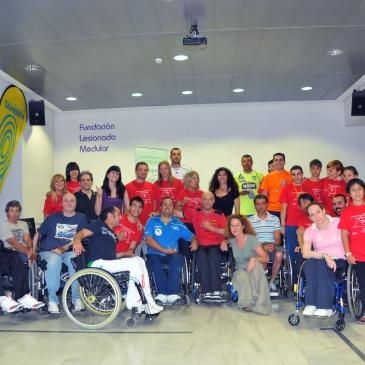 Primer Torneo de Tenis de Mesa Adaptado de la Comunidad de Madrid