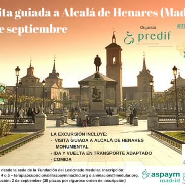 Visita guiada a Alcalá de Henares