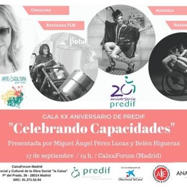 Gala » Celebrando Capacidades» de PREDIF
