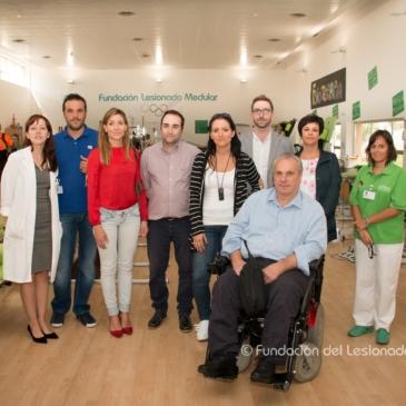 ASPAYM Madrid y la FLM reciben a FEPAMIC para compartir los últimos avances en rehabilitación