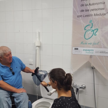 Programa de Terapia Ocupacional a Domicilio