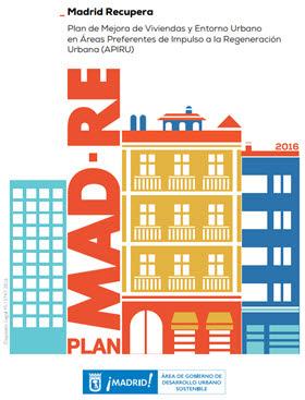 Plan Madrid Recupera del Ayuntamiento de Madrid
