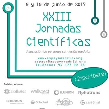 XXIII Jornadas Científicas de ASPAYM Madrid