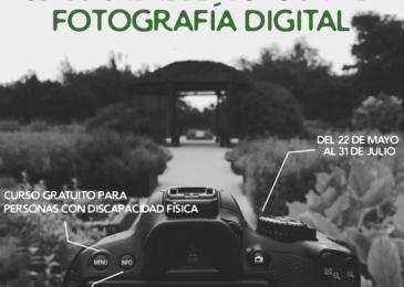 Curso online de iniciación a la fotografía digital