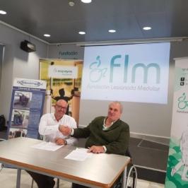 Convenio de colaboración de Guidosimplex con ASPAYM Madrid y la Federación Nacional ASPAYM
