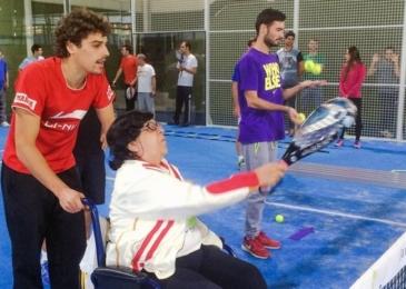 Atención a personas con discapacidad en el ocio, tiempo libre y deporte