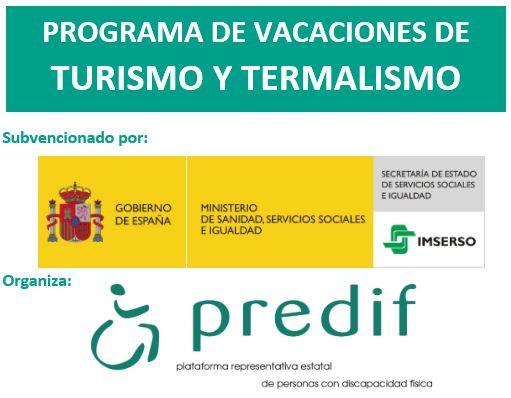 Programa de Vacaciones 2018-2019