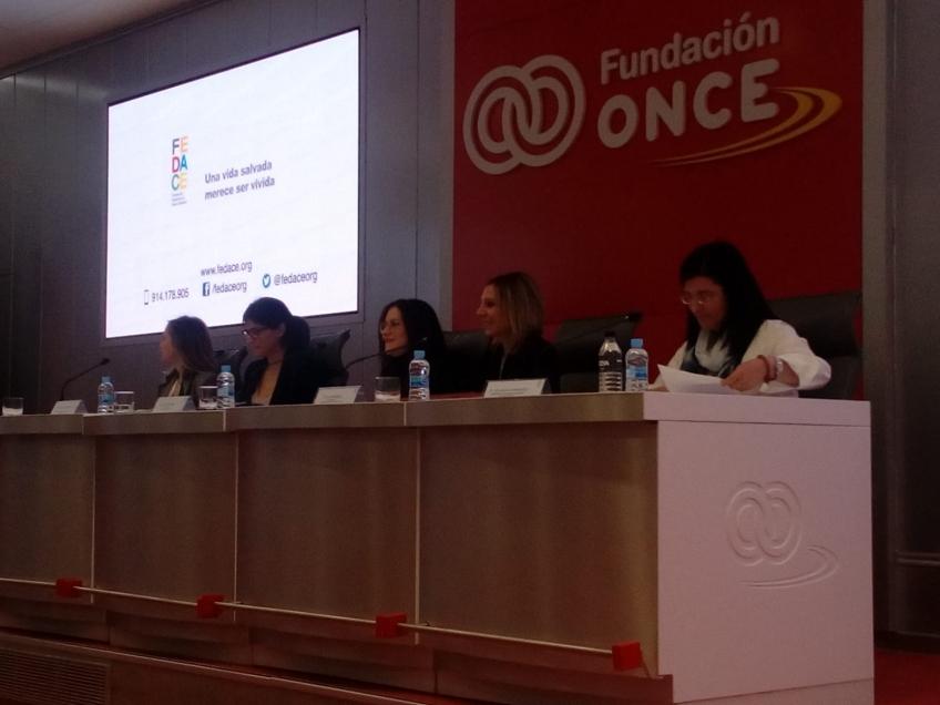 ASPAYM Madrid presenta «Liberty Responde» en las Jornadas de Buenas Prácticas de FEDACE