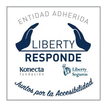 Liberty Responde lanza el sello 'Juntos por la accesibilidad' para reconocer el compromiso de entidades adheridas