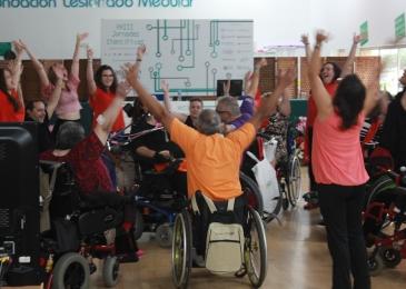 ASPAYM Madrid y FLM en el Día Nacional de la Convención de los Derechos de las Personas con Discapacidad
