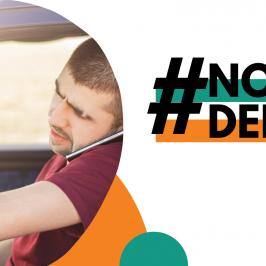 """ASPAYM y la DGT inciden en la importancia de la prevención de accidentes de tráfico con la campaña """"No corras, no bebas… no cambies de ruedas"""""""