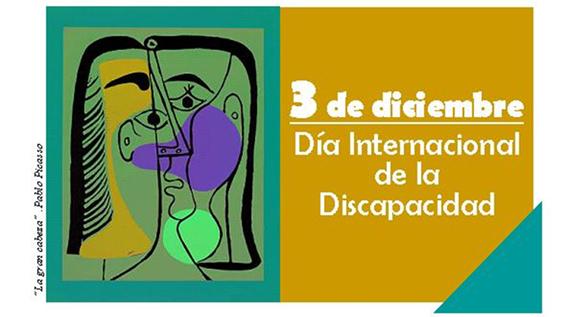 3 de diciembre dia internacional de la discapacidad