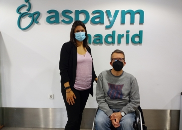 ASPAYM Madrid nombra a Yolanda Hernández Porras  subdirectora de la entidad